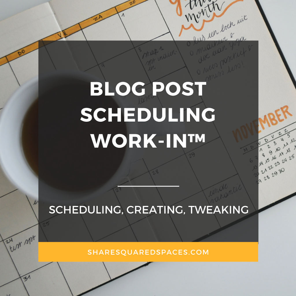 Image of Blog Post Scheduling work-in