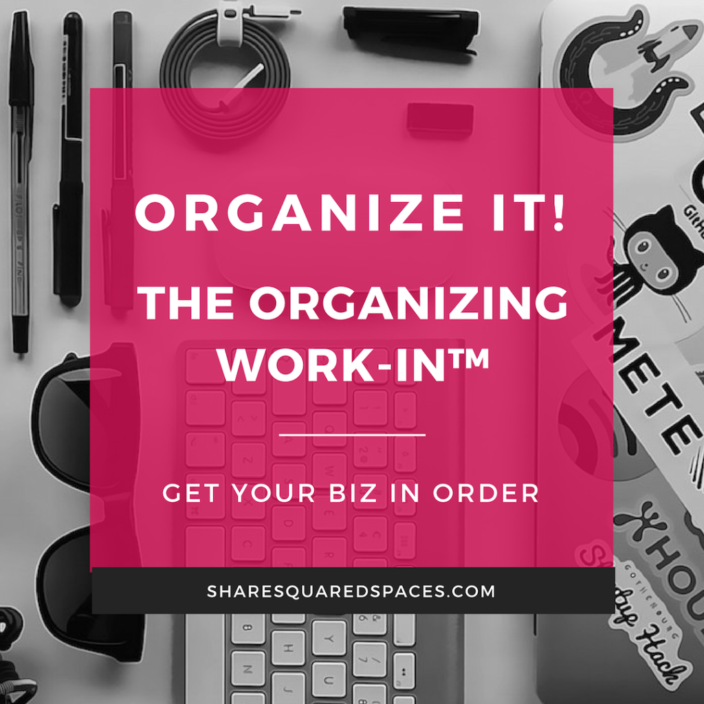 Image for the Organize it! Work-in™